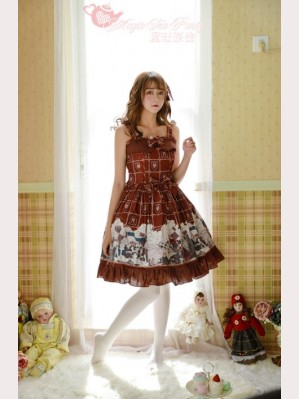 Magic tea party War of Thrones Lolita Dress JSK 1