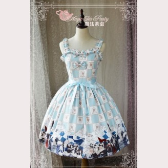 Magic tea party War of Thrones Lolita Dress JSK 2