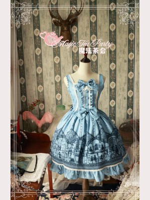 Magic Tea Party Dressmaking Workshop Lolita Dress JSK