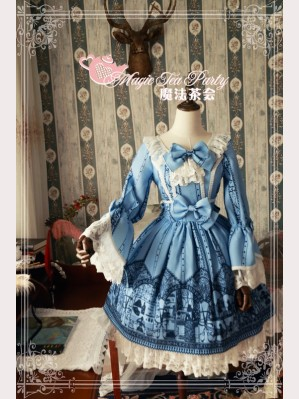 Magic Tea Party Dressmaking Workshop Lolita Dress OP
