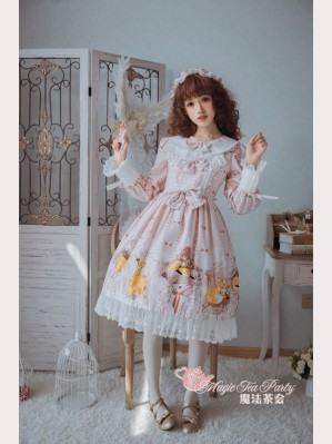 Magic tea party Antonio's Four Seasons lolita dress OP