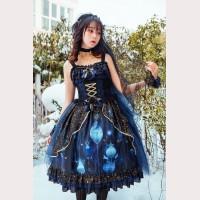 Nineodes The stars & the moon lolita dress JSK