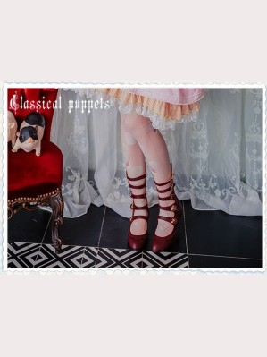Classical Puppets Minuet notes Shoes