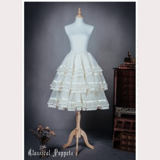 Classical Puppets adjustable length petticoat