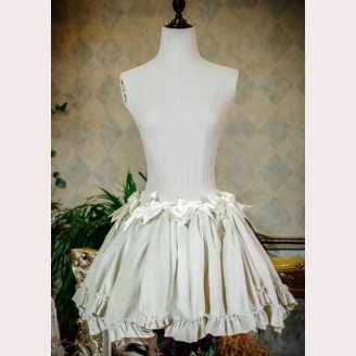 Classical Puppets Velvet Adjustable Winter Petticoat