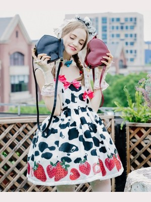 Classical Puppets The Alice Poker Shoulder Bag
