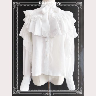 Diamond Honey Layers Lolita Blouse