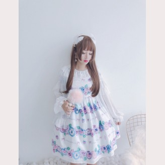 Diamond Honey Pansy Lolita Dress OP