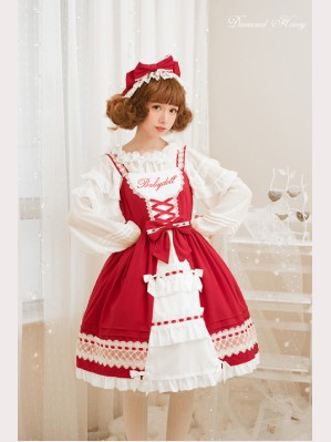 Diamond Honey Baby Doll Lolita Dress JSK