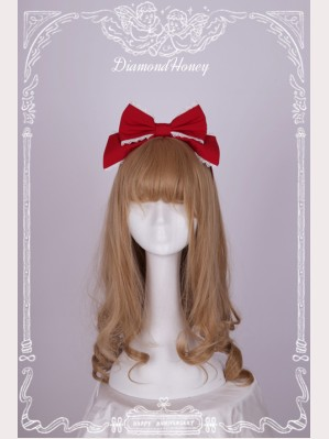 Diamond Honey Baby Doll lolita Headbow KC