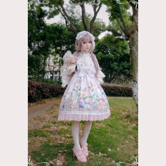 Diamond Honey Thumbelina & Animals Lolita Dress JSK
