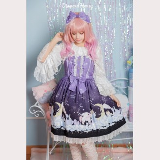 Diamond Honey Fantasy little angel Lolita Dress JSK