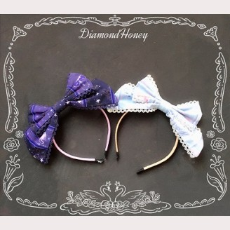 Diamond Honey Gothic Cake Matching Headbow KC