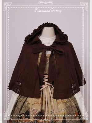 Diamond Honey Steampunk Cloak