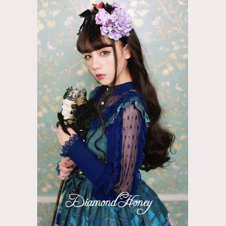 Diamond Honey Victoria Lolita Blouse