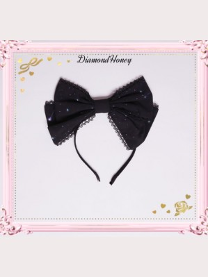 Diamond Honey Hydrangea Lolita Matching headbow KC