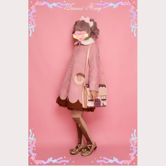 Diamond Honey Donuts Lolita Coat (DH42)