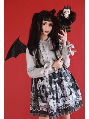 Diamond Honey Freak Show Lolita Dress OP (Fall 2018)
