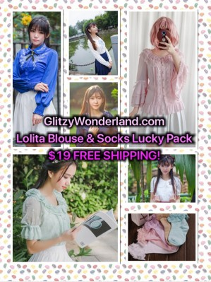 $19 Lolita Blouse Lucky Pack