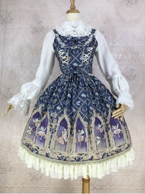 Dream of the wizard Lolita Dress JSK