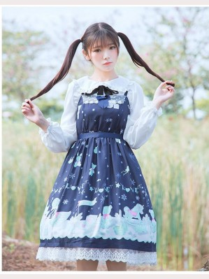 Ice doll lolita dress JSK