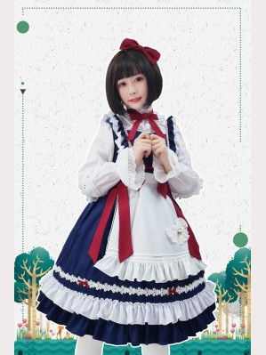 Mitsuba country lolita dress JSK & Accessories