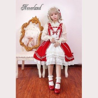 Souffle Song Heart of Ocean Lolita Dress JSK
