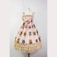 Souffle Song Metropolitan Museum Lolita Dress JSK