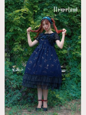 Souffle Song Star Wish Lolita Dress JSK 2018