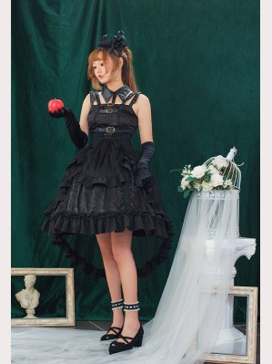 Souffle Song Rock Rose Lolita Dress JSK