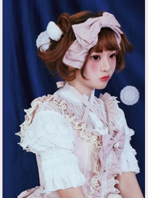 Souffle Song Fluffy Girl Lolita Matching Accessories