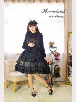 Souffle Song Spectre Adjudicator Lolita Dress JSK