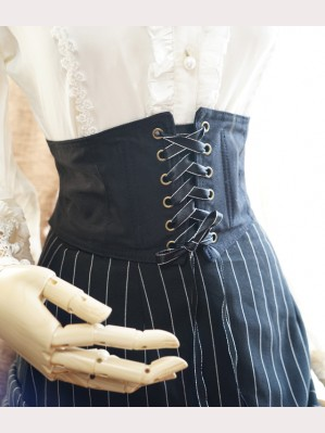 Surface Spell Gothic Corset Waist Belt