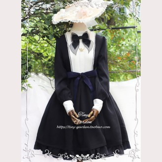 2018 Winter Tiny Garden Elegance Lolita Dress OP