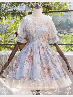 Tiny Garden Victoria Lolita Dress JSK