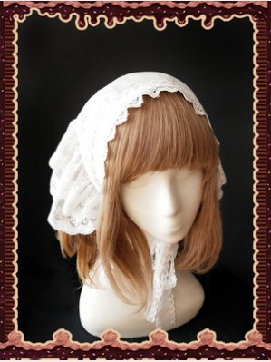 Infanta sugar and matcha Lolita Headdress