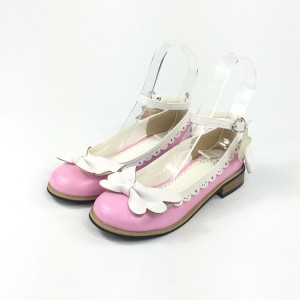 Angel Wings Lolita Shoes Flats