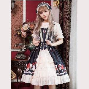 Love Letter & Rose Classic Lolita Dress JSK
