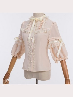 Teddy's Coronation Lolita Blouse