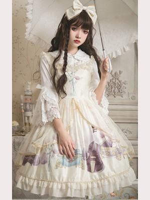 The Old Dream Classic Lolita Dress JSK
