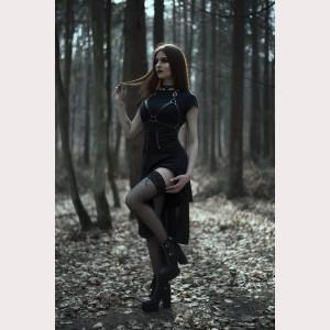 Gothic Long Skirt (GOTH1)