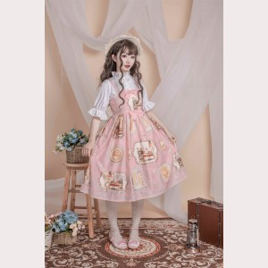 Fox's love letter lolita dress JSK (DR02)