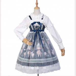 Hot air balloon praise classic lolita dress JSK (DR03)