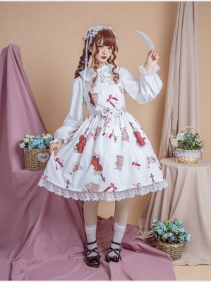 Sound of music sweet lolita dress JSK (DR05)