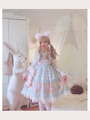 Diamond Honey Alice in Wonderland Lolita Dress JSK