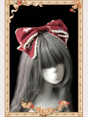 Infanta Owls Matching Lolita Headbow KC