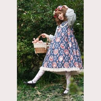 Infanta Owls Classic Lolita Dress Dolly JSK