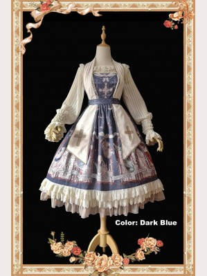 Infanta Angel Choir Classic Lolita Dress JSK