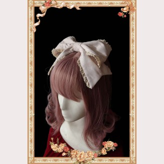 Infanta Angel Choir Classic Lolita Headbow KC