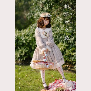 Infanta Dorothy Tour Sweet Lolita Dress OP